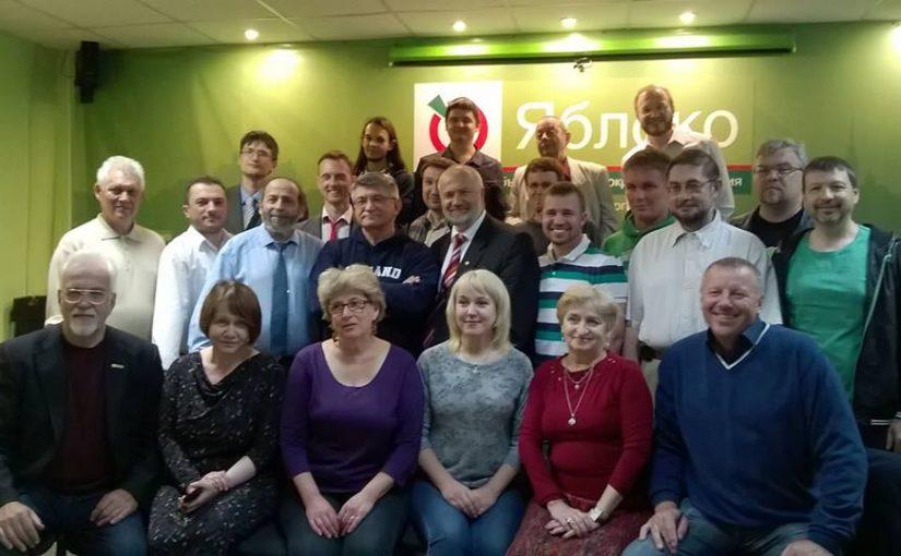 Яблоко инициирует референдум по «Мосту Кадырова»!