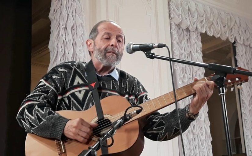 Выступал на концерте «Часовые любви»
